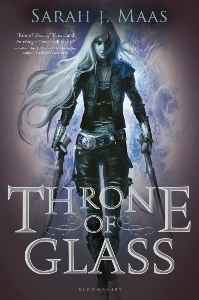 Portada Revelada: Crown of Midnight (Throne of Glass, #2) de Sarah J. Maas