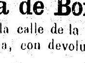 Borines (1879), Régulo
