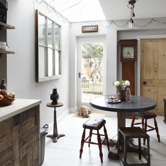 Una casa diy de estilo vintage industrial paperblog - Casas con estilo vintage ...