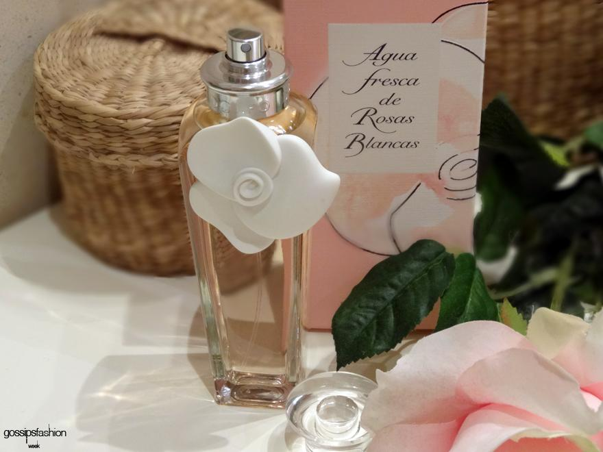 Agua fresca de rosas blancas de adolfo dom nguez paperblog for Adolfo dominguez que olor tiene