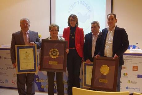 Premio de calidad al Restaurante con más proyección y lugar de referencia.El Rincón de Anita.