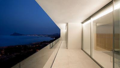 Casa minimalista en calpe espana paperblog - Casas minimalistas en espana ...