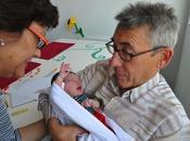 papel abuelos embarazo cría bebé