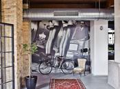 Eclectico loft Budapest, mezclas estilo