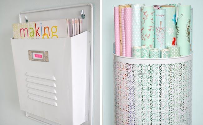 C mo organizar tu hogar con estilo paperblog - Ideas para organizar papeles en casa ...