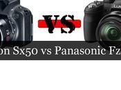 Comparación: Canon PowerShot SX50 Panasonic Lumix DMC-FZ200