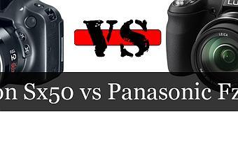 Canon PowerShot SX50 HS Vs Panasonic Lumix DMC-FZ200 - Paperblog