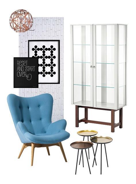 decolooks ikea stockholm collection paperblog. Black Bedroom Furniture Sets. Home Design Ideas