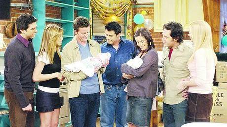 """El regreso de """"Friends"""""""