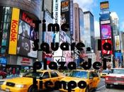 Times Square, plaza tiempo