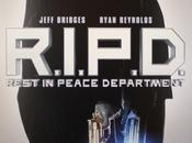 R.I.P.D., protagonizada Ryan Reynolds Jeff Bridges