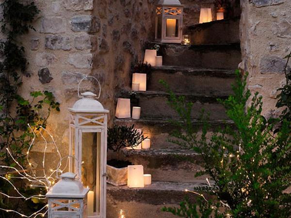 C mo iluminar el exterior paperblog - Como iluminar una terraza ...