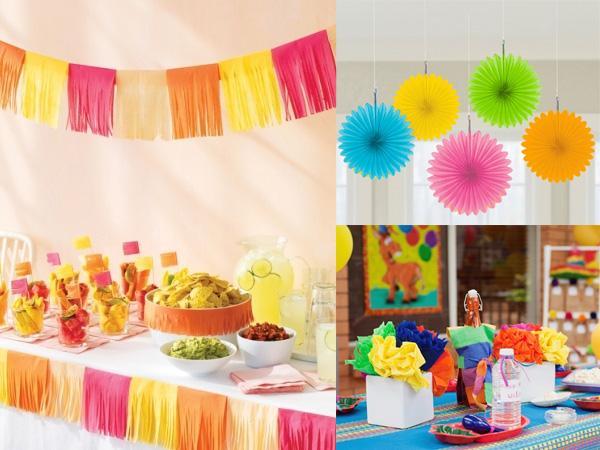 Ideas de decoracion para fiestas - Ideas para decoracion ...