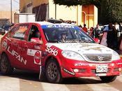 Auto lifan participó exitosamente rally asia 2013