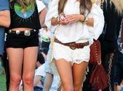 Coachella como conseguir buen look casual.