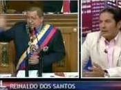 Reinaldo Santos Pronunciandose sobre Futuro Venezuela