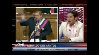 Reinaldo Dos Santos - Pronunciandose sobre el Futuro de Venezuela