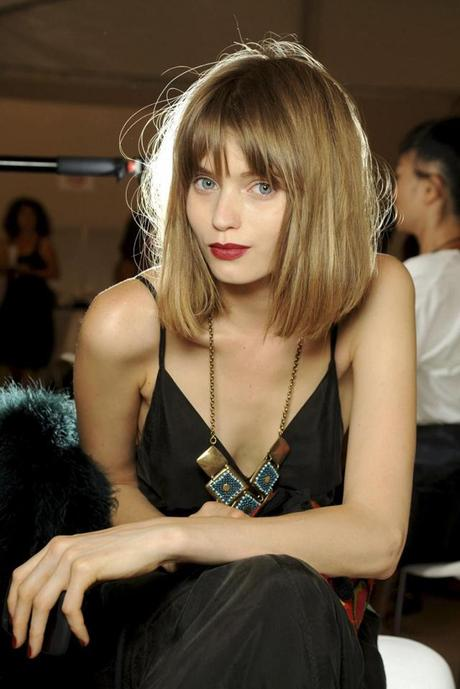 16 models that have had her hair cut
