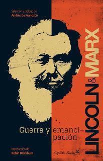 Karl Marx y Abraham Lincoln, la extraña pareja