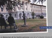 Asistimos acto memoria ilustres patronos Fundación Vizcaína Aguirre