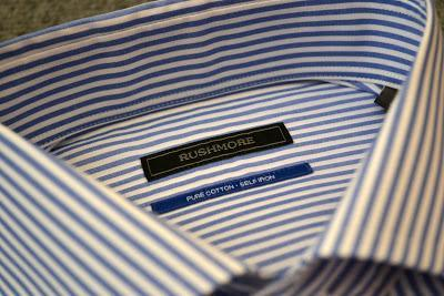 Review Camisas Wash and Wear de Rushmore.