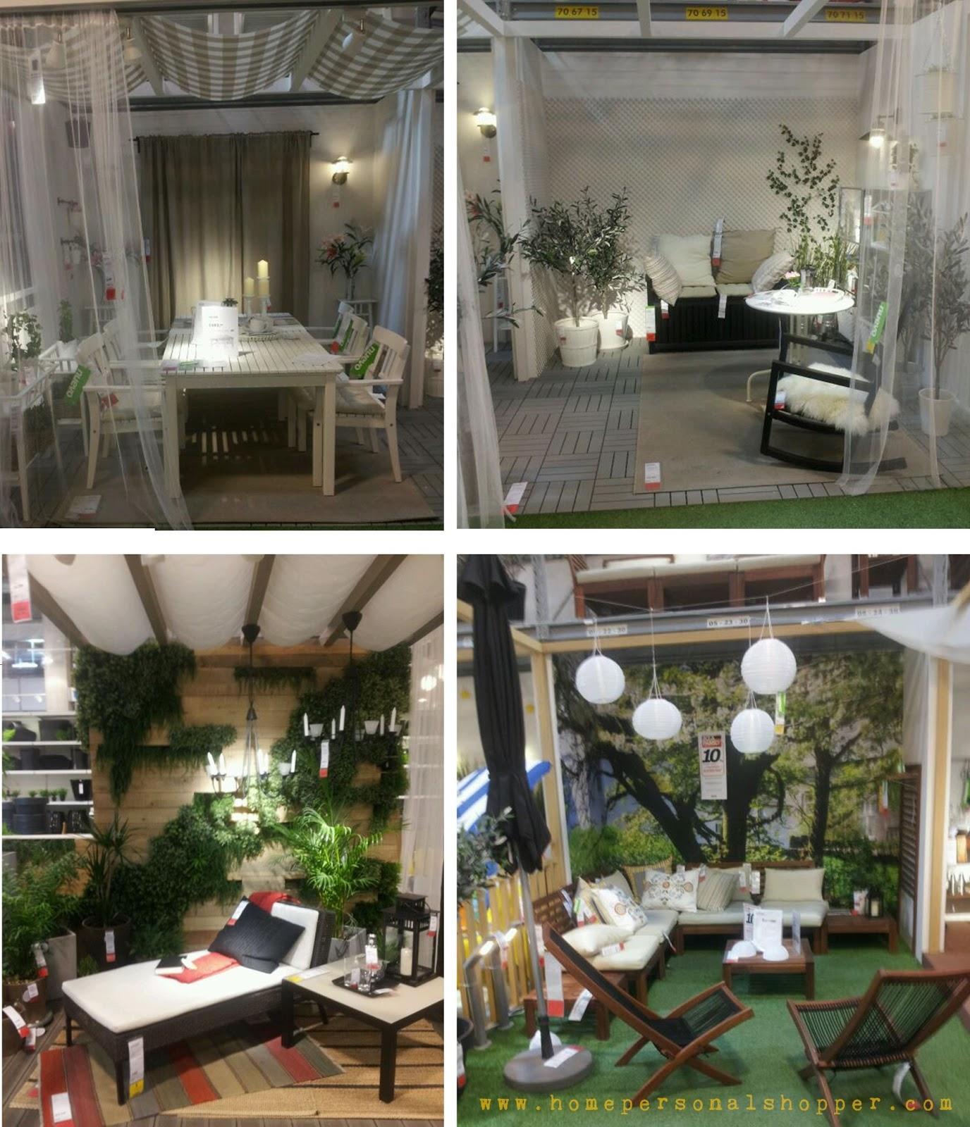 Llega la primavera a ikea paperblog - Ikea muebles jardin exteriores lyon ...