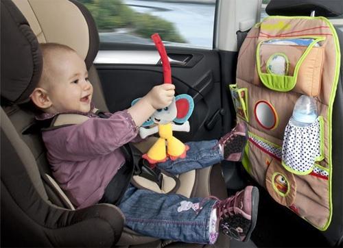 Organizador de juguetes para el coche paperblog - Organizador de juguetes ...