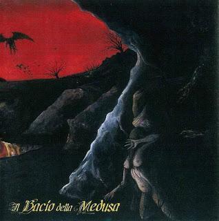 Il Bacio Della Medusa - Discesa Agl'inferi D'un Giovane Amante