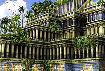 Los Jardines Colgantes De Babilonia Paperblog
