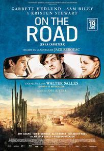 Cartel de On the road