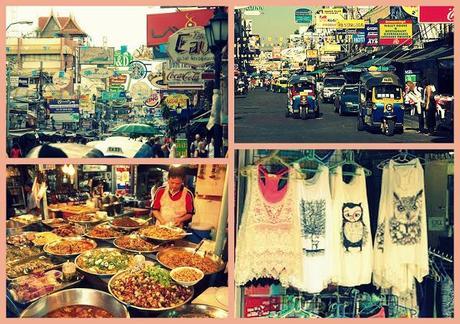 Diario de un gran viaje a Tailandia I.Bangkok
