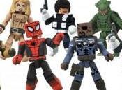 Anunciadas series Minimates basados Marvel NOW!