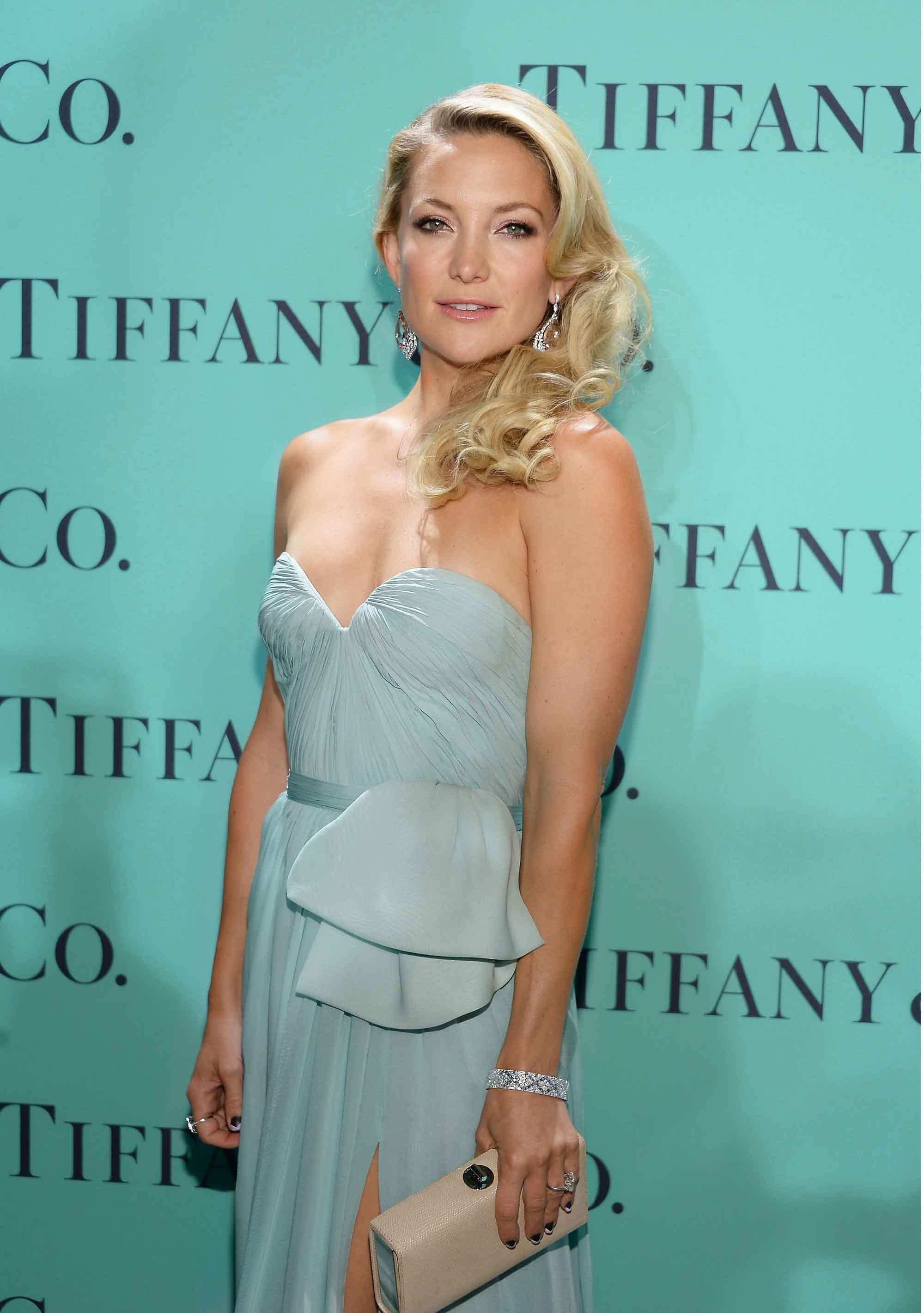 Kate Hudson at Tyffanys
