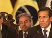ESPIRITU UNASUR CONTRIBUIR FORTALECIMIENTO DEMOCRACIA REGION... Sostiene Presidente Ollanta Humala