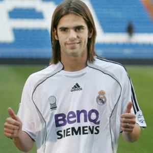 gago y el real madrid: