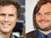 Jack Black Will Ferrell estarán Brothers