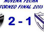 Colón:2 Vélez:1 (Fecha
