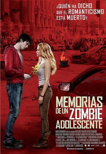 Memorias de un zombie adolescente: Romeo debe morir