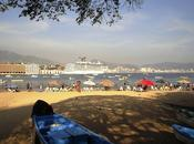 Playa Tlacopanocha Malecon Zocalo Acapulco