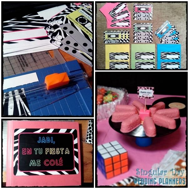 Back to the 80 s paperblog - Decoracion fiesta 80 anos ...