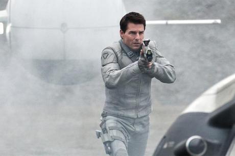 'Oblivion' ofrece giros argumentales de thriller, para que no todo sean efectos especiales