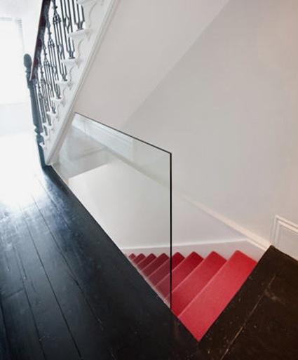 Barandillas de cristal paperblog - Barandillas cristal para escaleras ...