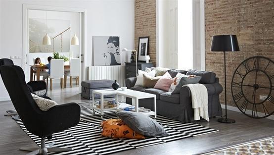Ikea Hocker Met Opbergruimte ~ IKEAlove, el sofá Ektorp  IKEAlove, Ektorp sofa  Paperblog