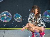 Selena Gómez, imagen para nueva colección zapatos Adidas (FOTOS)