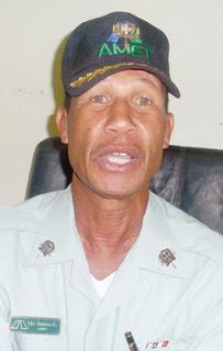 Murió coronel impactado de un tiro en UASD.