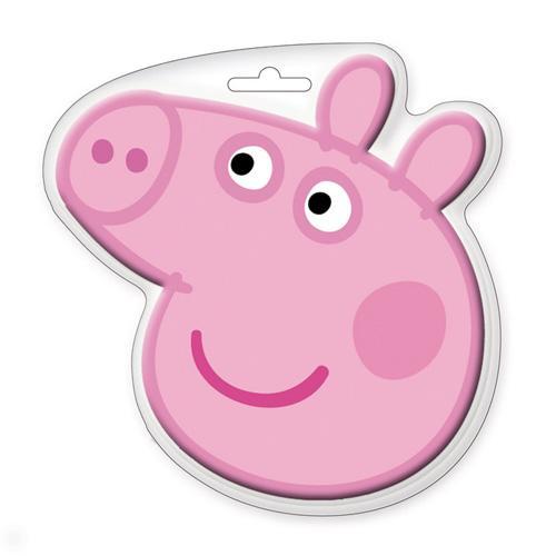 caretas para una fiesta Peppa Pig