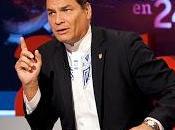 Tomando nota entrevista Rafael Correa: contraataque agresión periodística