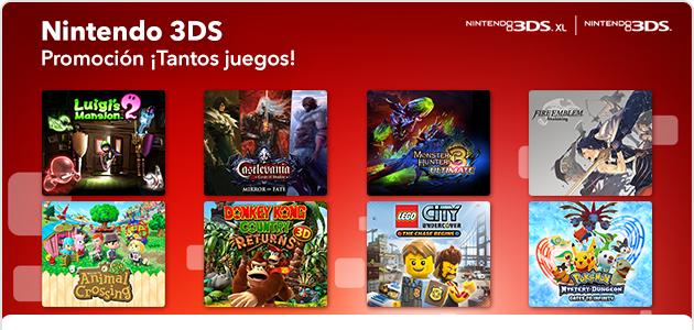Consigue Gratis Un Juego De Nintendo 3ds Paperblog