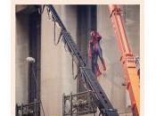 Vuelve Spidey rodaje Amazing Spider-Man