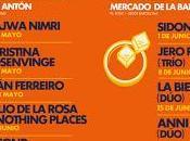 Aperol Spritz Sound: Najwa Nimri Christina Rosenvinge Compartiendo Música, Mercado Aperitivos
